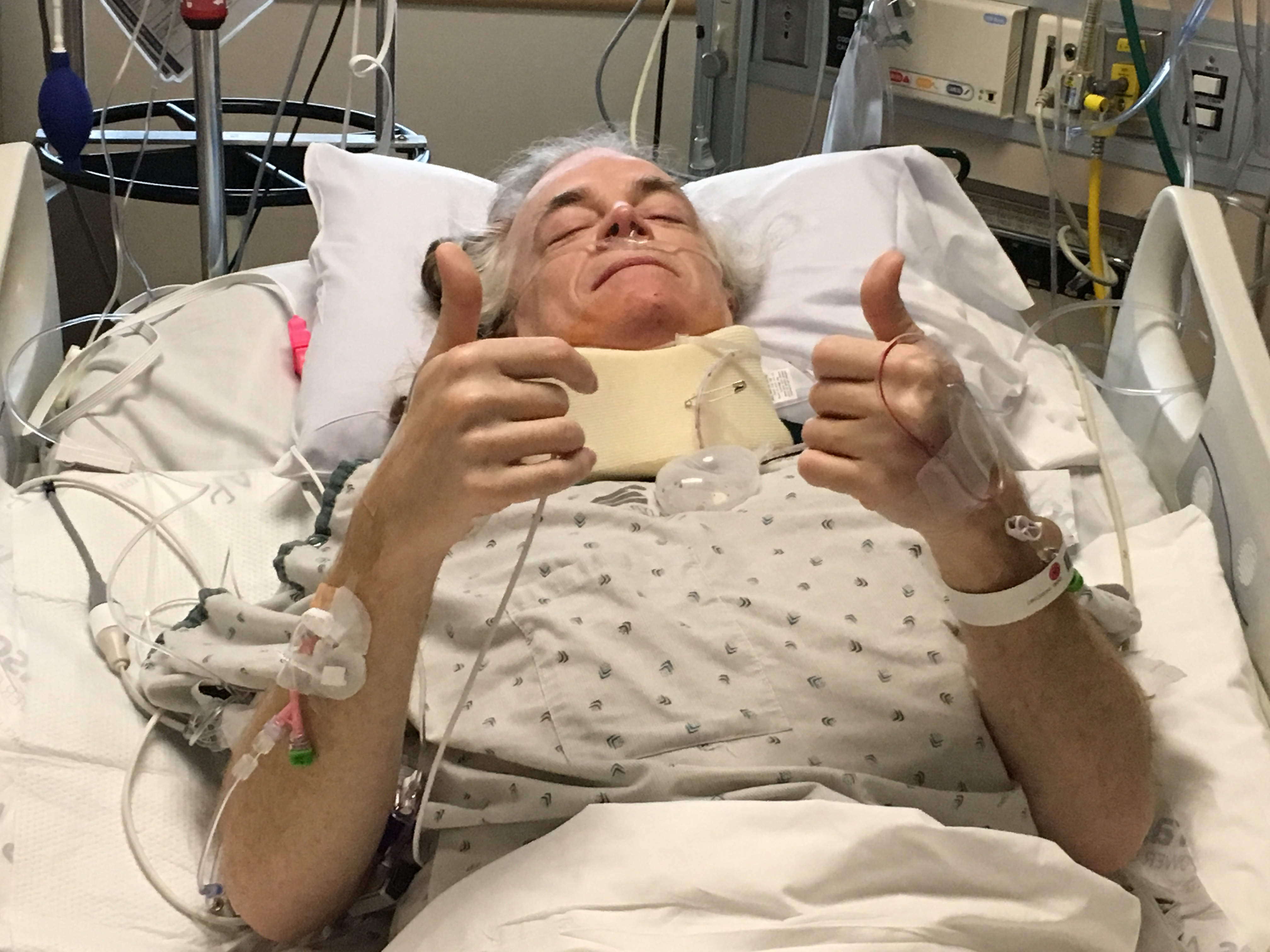 Charm City Shaman Recovering from Surgery